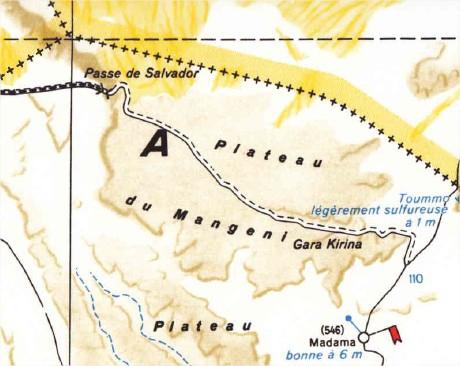 Le 2e REP de Calvi a sauté sur la passe de Salvador au Niger