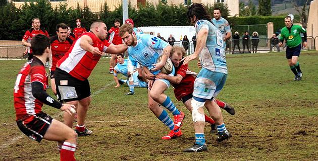 Rugby-Honneur : Le RCA veut finir sur une bonne note