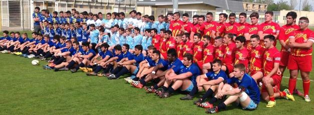 Rugby : Les juniors corses sur la bonne voie