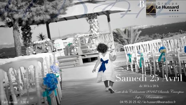 Ajaccio, l'édition 2015 du salon du mariage