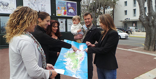 Une initiative soutenue par l'office du tourisme de la communauté d'agglomération de Bastia