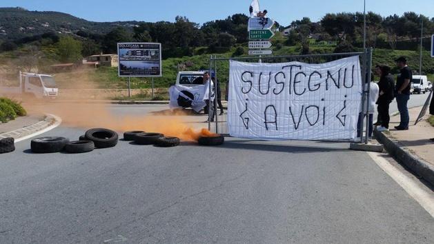 """Ghjuventu Indipendentista : """"Un premier contact avec l'Etat mais la mobilisation continue"""""""