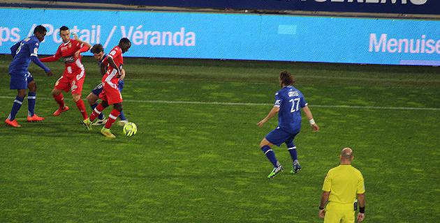 Au match aller c'est Evian qui s'était imposé sur la même marque