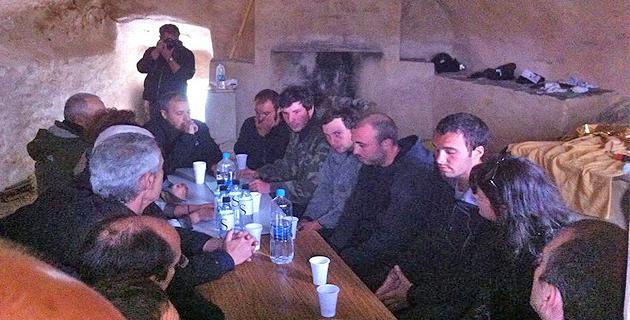 Ghjuventù Indipendentista : Fin de la grève de la faim et de l'occupation