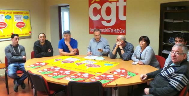 """CGT de la Haute-Corse : """" La Ghjuventu Indipendentista a été manipulée par l'Exécutif de Corse"""""""