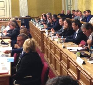 Conseil départemental de la Corse-du-Sud : L'institution est en marche