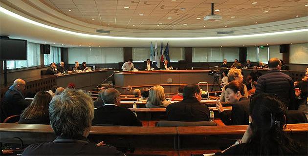 Conseil municipal d'Ajaccio: Une nouvelle copie du P.L.U. dès 2016