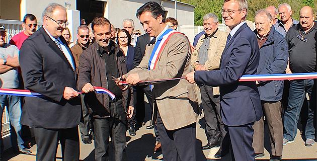 Ponte Novu inaugure une ZAE en milieu rural et projette la création d'un Centre dédié à Pascal Paoli