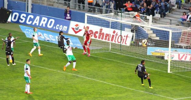 Le Sporting face à Saint-Etienne : La victoire et le... maintien presque assuré