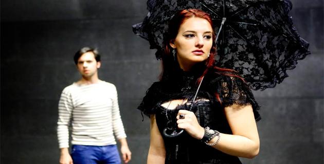 """La Cie U Teatrinu présente """"Roméo&Giulietta""""au théâtre de Bastia"""