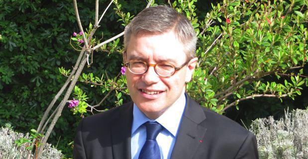 Alain Thirion, nouveau préfet de Haute-Corse.