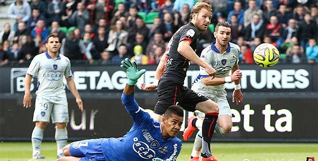 Sporting : La victoire et le maintien à Rennes !