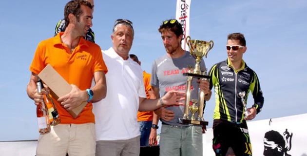 Les lauréats du CorsicaXtri récompensés et les champions de Corse 2015 honorés