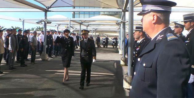 Policiers morts en service : Hommage au commissariat de Bastia