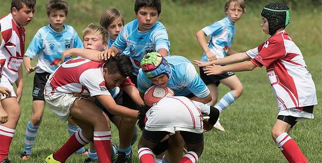 Tournoi des écoles de rugby : Ajaccio fête ses « Piulelli »