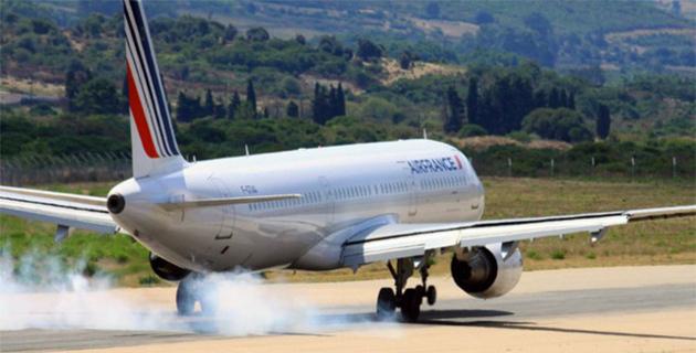Trafic perturbé à l'aéroport de Calvi-Balagne