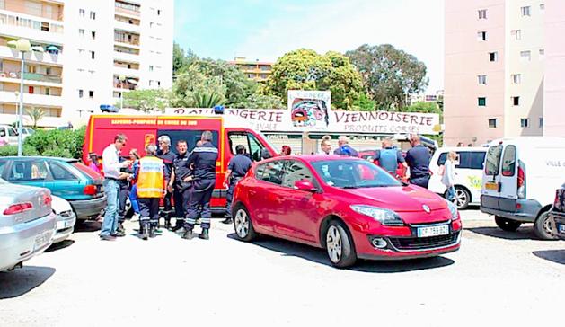 Ajaccio : Fusillade au cœur du quartier Pietralba