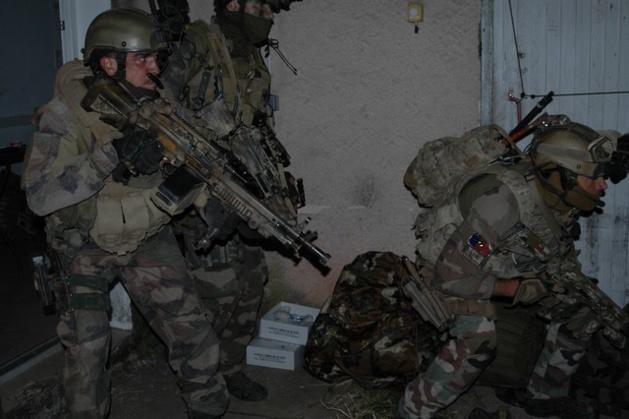 Exercice à l'aéroport de Calvi : L'assaut donné pour libérer les otages