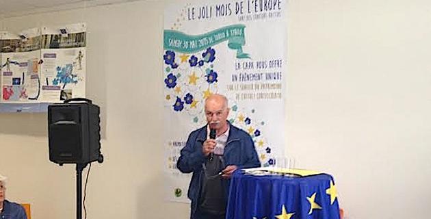 Jean Biancucci, maire de Cutuli e Curtichjatu et vice-président de la CAPA