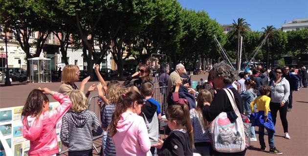 """La """"Mer en fête"""" met les voiles à Bastia"""