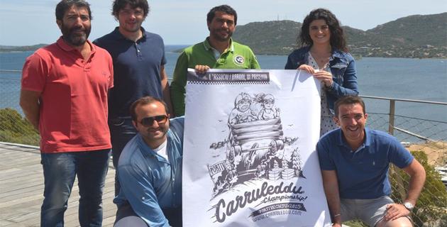 Portivechju : The first Carruleddu Championship