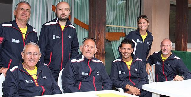 C'est parti à Calvi pour les XXIXèmes championnats de Corse de Tennis