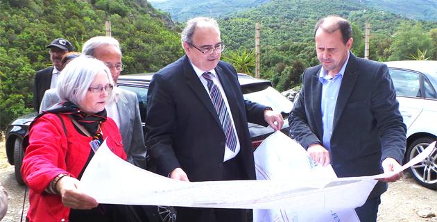 4 Millions d'euros pour sécuriser le virage de Funtanone de Vignale