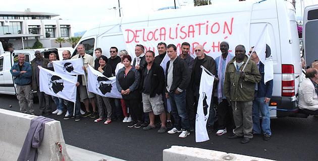 Ajaccio : Malgré la gronde, les commerçants ambulants seront désormais place Miot