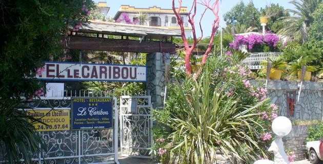 Une nouvelle vie pour le Caribou  à Porticciolo. (Google maps)