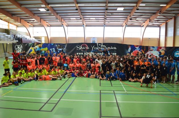 Ajaccio : Franc succès pour l'Ajaccio Hand Cup