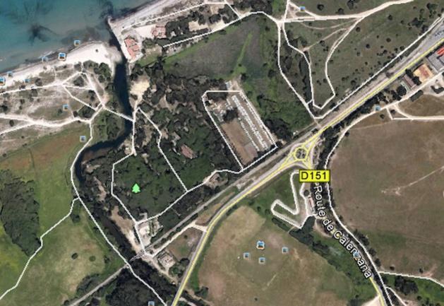 Deux blessés dans un spectaculaire accident  à la sortie de Calvi
