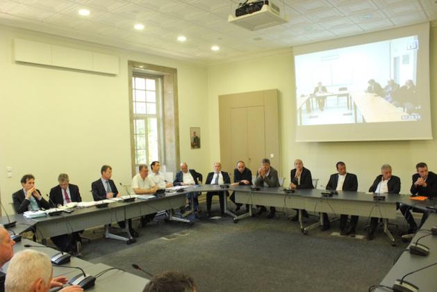 Prévention d'une éventuelle grève SNCM : Une réunion entre services de l'Etat et socioprofessionnels