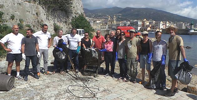 Operata sur le Vieux-Port de Bastia : Quand les élus donnent l'exemple