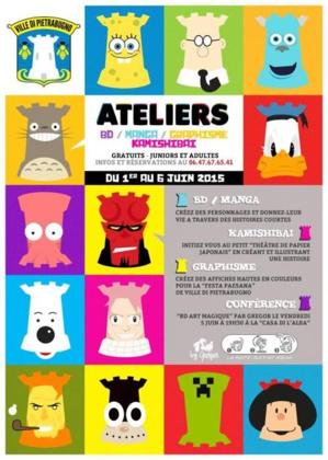 Ville-di-Pietrabugno : La semaine de la bande dessinée