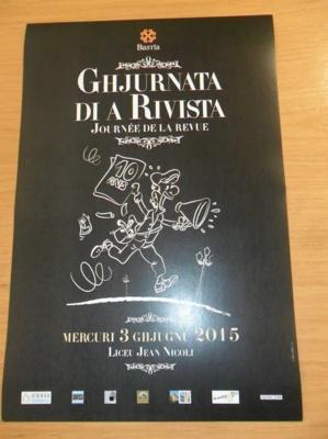 Bastia : Journée de la revue et actions patrimoniales au Lycée Jean-Nicoli