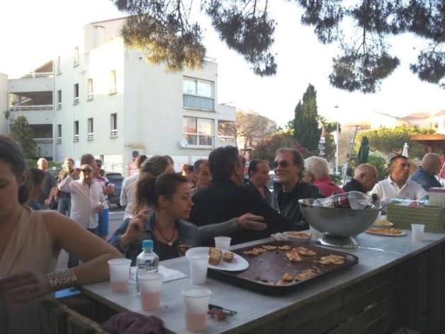 Weldom Calvi a organisé la fête des voisins