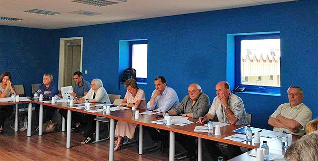 Réunion des intercommunalités du Pays bastiais