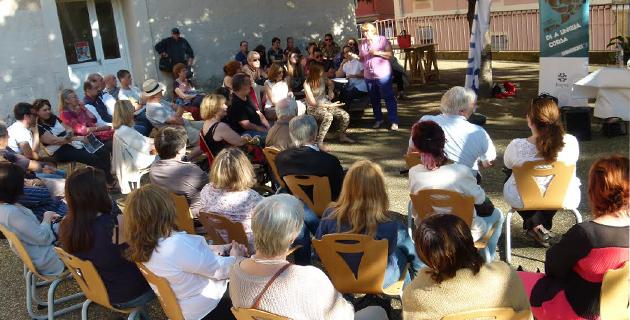 U caffè literariu di Musanostra : Secondu scontru in Bastia per a festa di a lingua