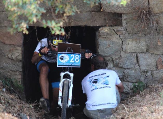 Lumio capitale de l'extrême avec le Corsica Raid Aventure