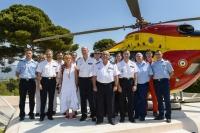 Lancement de la campagne de sécurité des loisirs nautiques pour l'Eté 2015