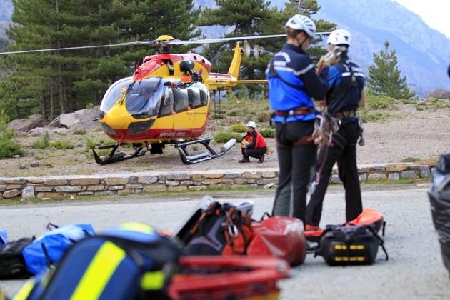 Asco : Les recherches se poursuivent pour retrouver les randonneurs emportés par l'éboulement