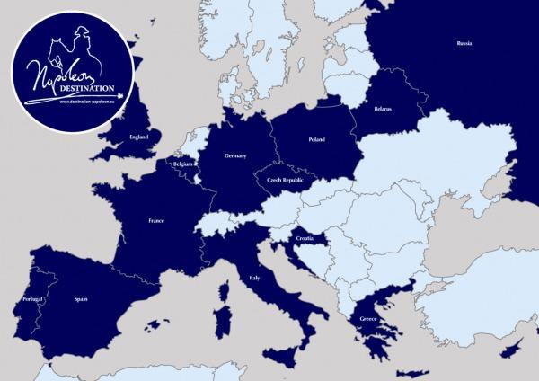 """""""Destination Napoléon"""" : Un nouvel Itinéraire culturel européen reconnu par le Conseil de l'Europe"""