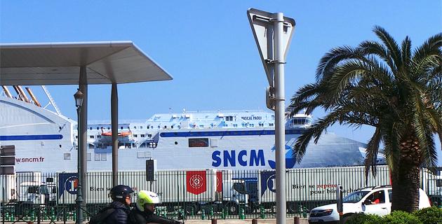"""CFE-CGC de la SNCM : """"La justice consulaire n'a pas cédé aux pressions"""""""