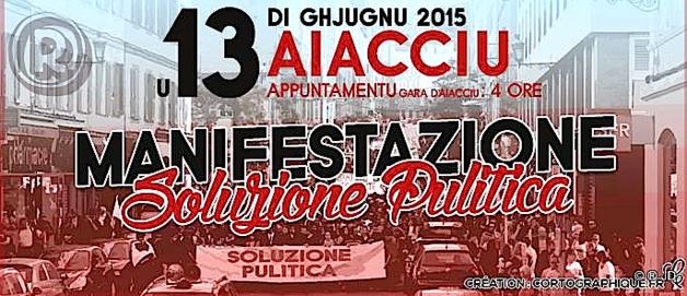 Ajaccio : Les grandes revendications descendent dans la rue