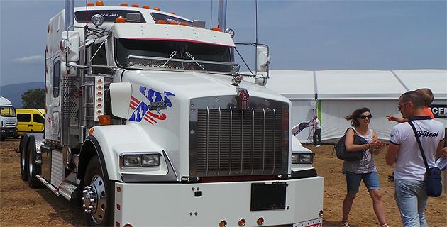 Le truck tuning tient son salon à Lucciana jusqu'à dimanche