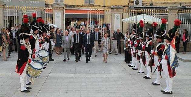 """Ajaccio : Le """"Prix du Mémorial"""" 2015 remis à Emmanuel de Waresquiel"""