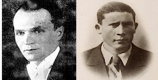 André Giusti et Jules Mondoloni