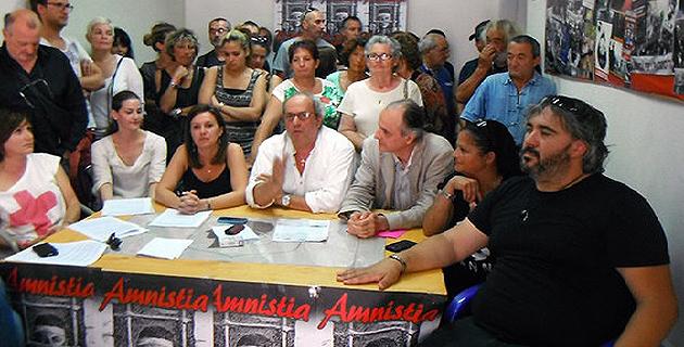 L'associu Sulidarità et la Ligue des droits de l'Homme se félicitent du retour à la normale à la prison de Fleury-Mérogis