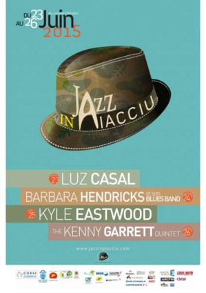 Jazz in Aiacciu 2015 : Rien que des grands noms à l'affiche