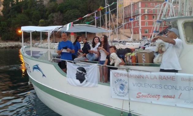 (Photos Aviron Haute-Corse)